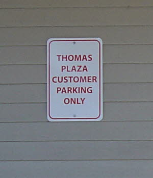 Parking Signs, Parking Lot Signs, Muscle Car Parking Signs