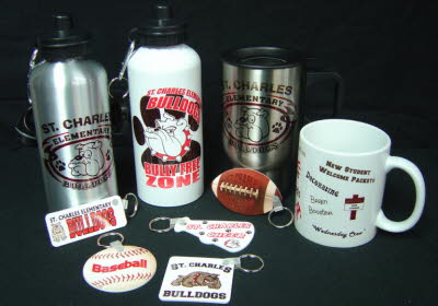 Personalized and Promotional Products